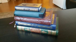 Many Masahif of One Qur'an